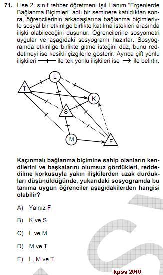 sosyagram sososyometri Sosyometrik Teknikler
