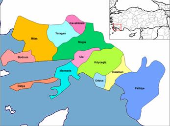 mugla nufus Muğla il,ilçe nüfusu, iklimi, tarımı, sanayisi, ekonomi, coğrafyası